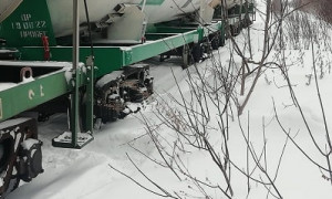 Поскользнулся и попал под поезд: несчастный случай произошел в Караганде
