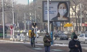 Коронавирус: Алматы «жасыл» және «сары» аймақтың шекарасында тұр
