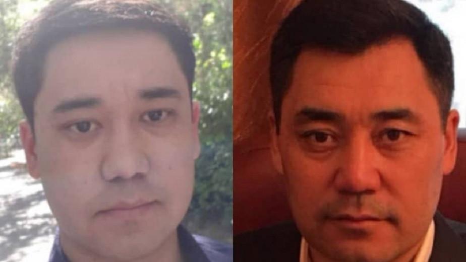 Врач из Казахстана стал популярным, благодаря сходству с президентом Кыргызстана