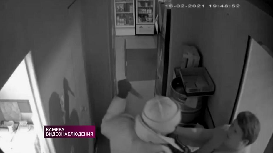 Злоумышленник пытался ограбить продуктовый магазин в Карагандинской области