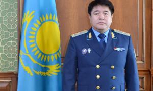 Заместитель генпрокурора республики обратился к казахстанцам