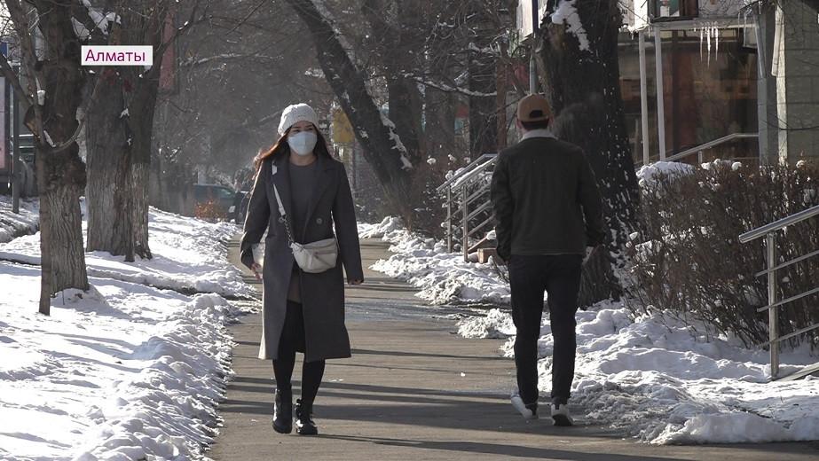 Эпидситуация в Алматы нестабильная: жителей мегаполиса просят соблюдать все саннормы