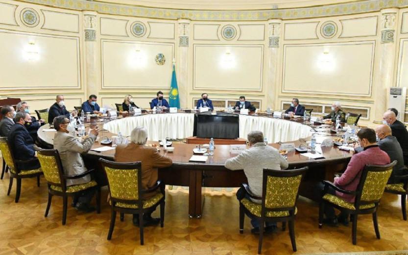 Ержан Бабакумаров провел заседание Совета Ассамблеи народа Казахстана города Алматы