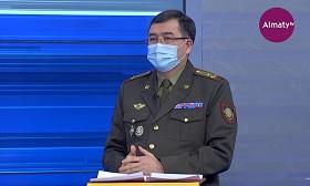 Руслан Касыбаев ответил на вопросы алматинцев