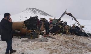 Авиакатастрофа в Турции: погибли 11 военнослужащих