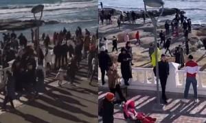 Необычный флешмоб в Актау обернулся штрафом для организатора