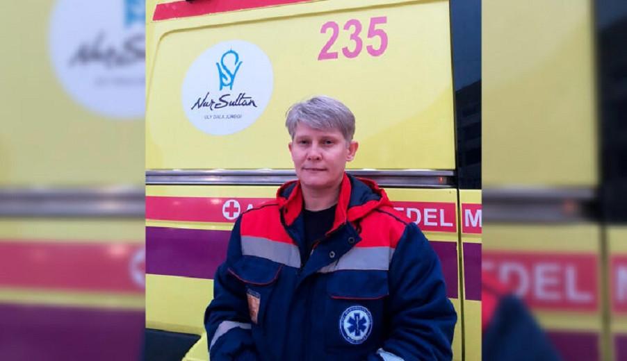 Отличное вождение и любовь к работе: о единственной в столице женщине-водителе машины Скорой помощи