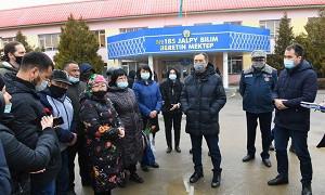 Б. Сагинтаев: Решением вопросов жителей Нового Алматы займется специальная комиссия