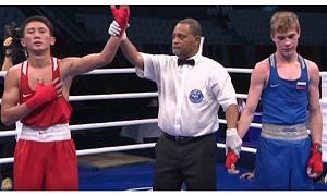 Қазақстандық боксшы Сабырхан Махмұд халықаралық турнирде жеңімпаз атанды