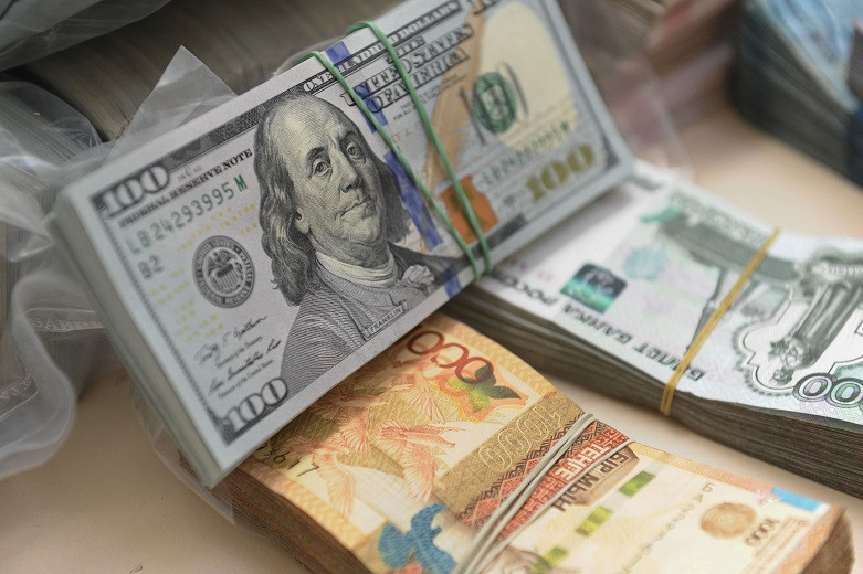 Қазақстанның жалпы халықаралық резерві 900 млн долларға төмендеді