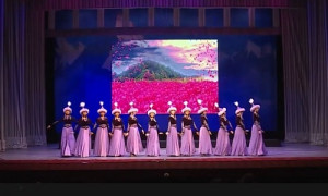Бішкекте Абайдың 175 жылдығына арналған концерт өтті