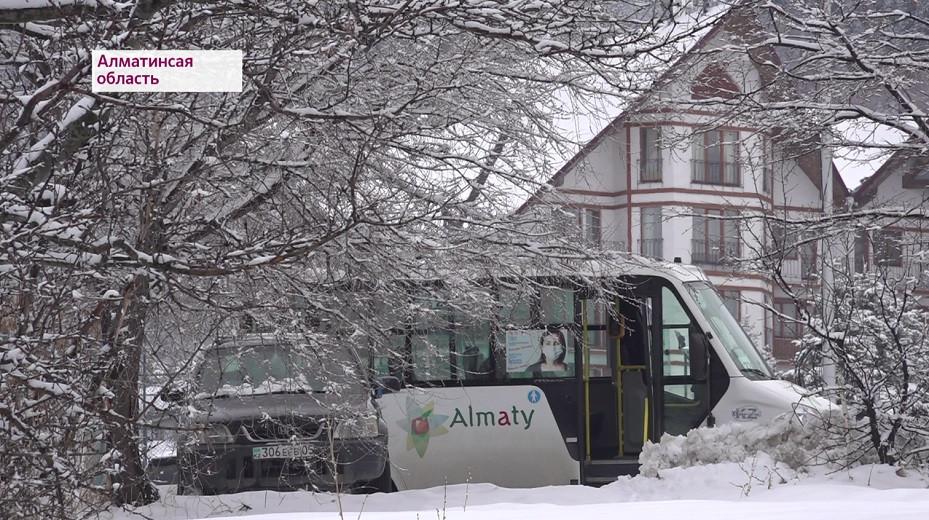 Удобный маршрут для настоящих путешественников: в Алматы запустили новые туристические автобусы