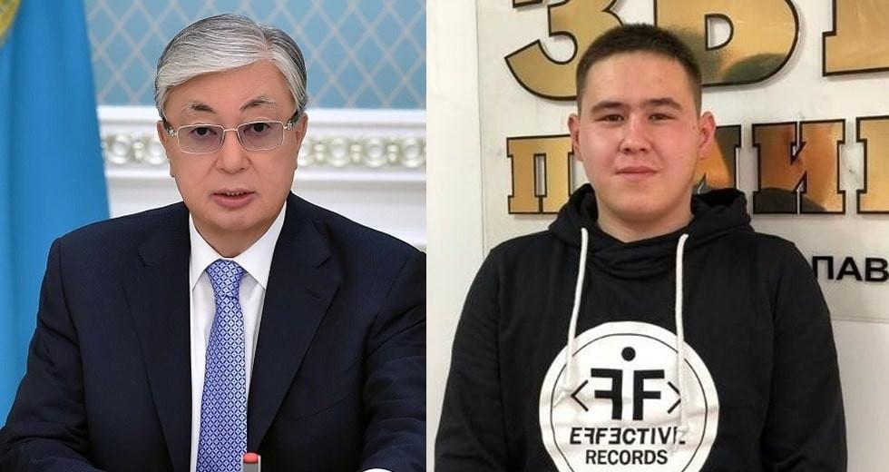 """Касым-Жомарт Токаев поздравил диджея Иманбека с победой на """"Грэмми – 2021"""""""