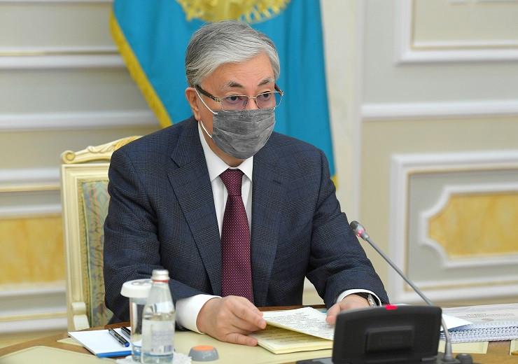 Казахстанцы потеряли бдительность в борьбе с коронавирусом - Касым-Жомарт Токаев