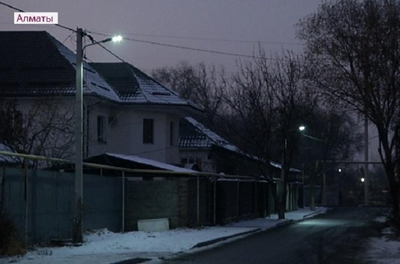 Город без окраин: в Алматы ведутся работы по освещению 200 улиц