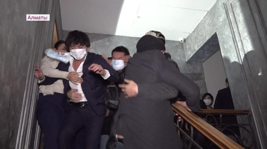 Нарушители карантина: Кайрат Нуртас снова оказался в центре скандала