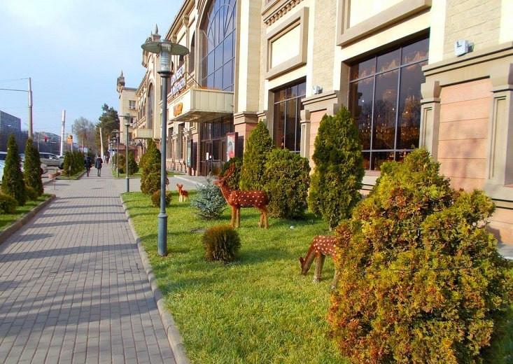 Алматы қаласы бойынша 29 наурыз бен 4 сәуір аралығындағы ауа райы болжамы