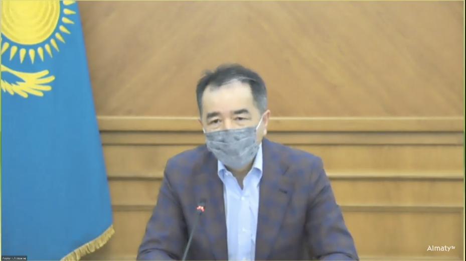 Б. Сағынтаев: КВИ бойынша эпидемиологиялық ахуал ушығып тұр