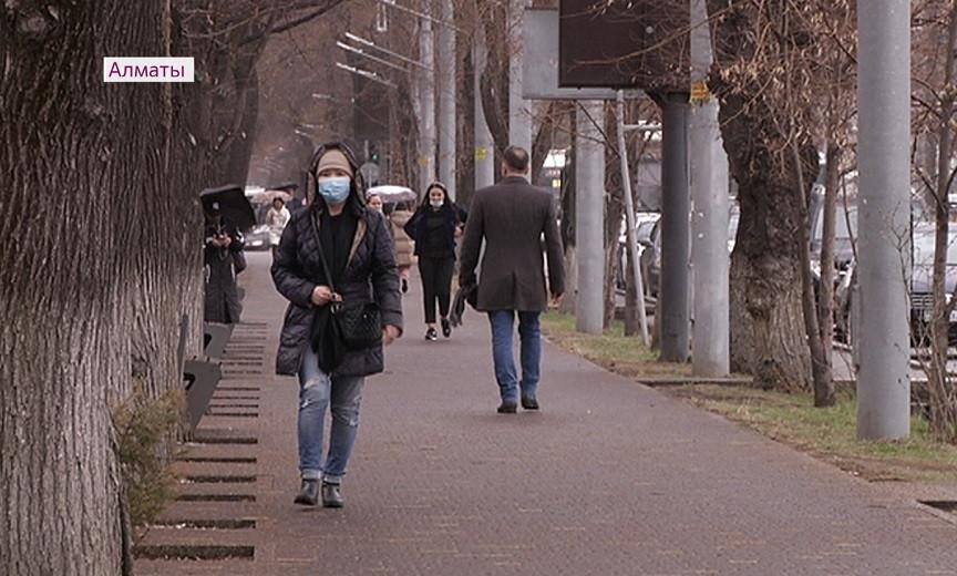 Ситуация с коронавирусом в Алматы: жители поддерживают принятие карантинных мер