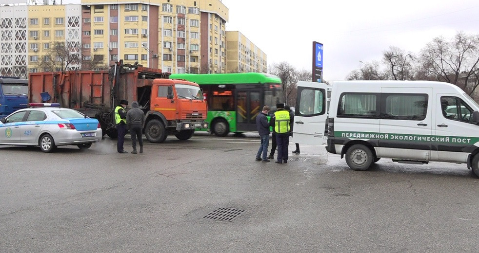 В Алматы установят еще 19 экологических постов