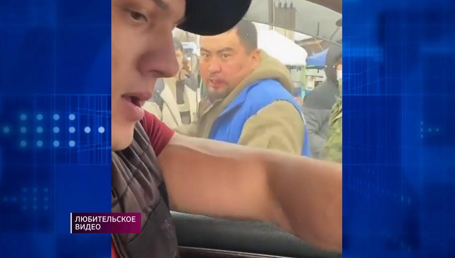 """Потасовка из-за 100 тенге: полиция установила зачинщиков драки на парковке """"Алтын Орды"""""""