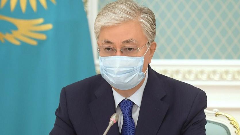 Касым-Жомарт Токаев проведет совещание по ситуации с COVID-19 в Казахстане