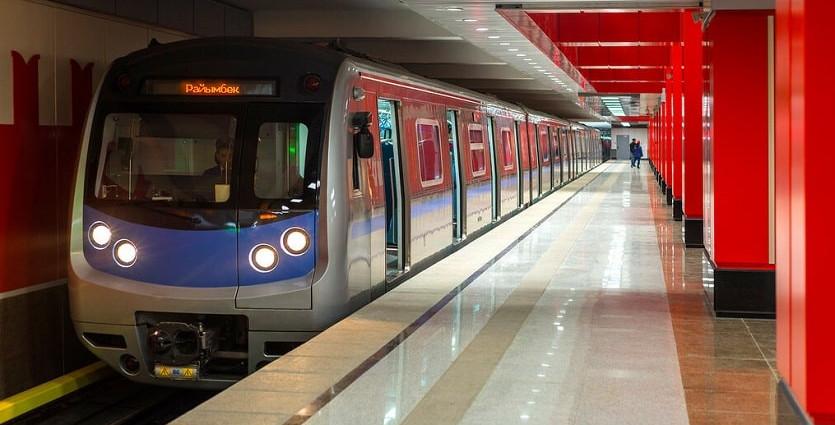 На всех станциях метро Алматы появился бесплатный Wi-Fi