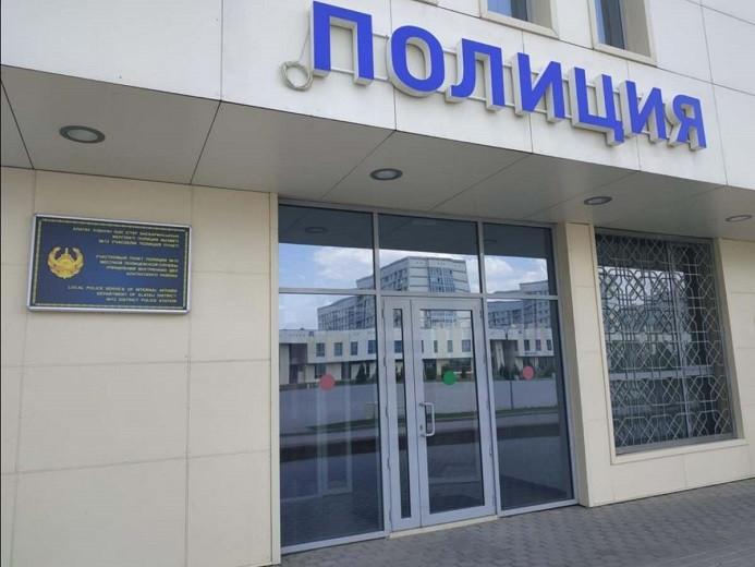 В Алматы появятся 36 новых участковых пунктов полиции