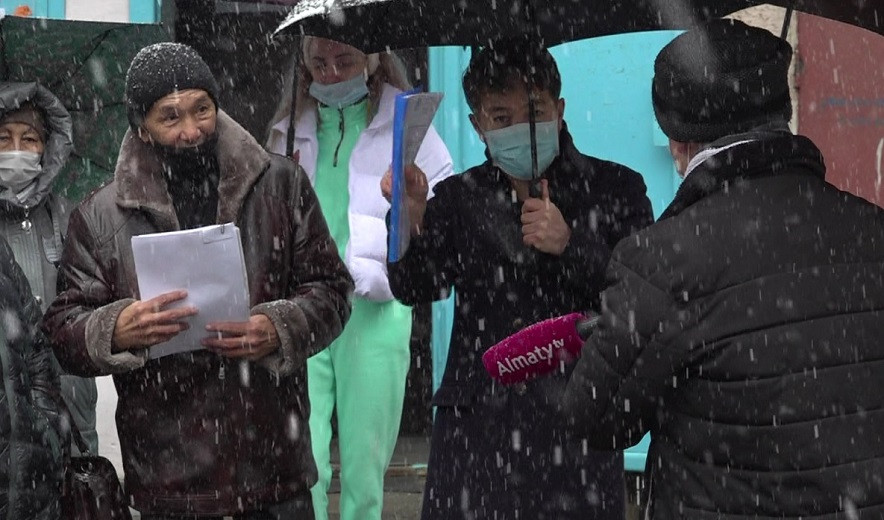 Спорная застройка: жители Бостандыкского района пытаются отстоять точку сбора при землетрясениях