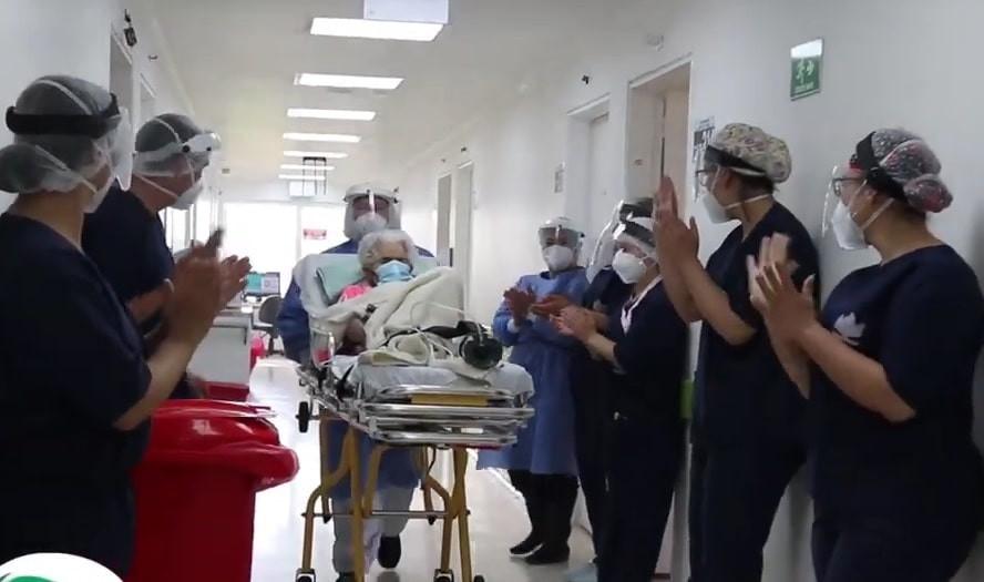 Победила коронавирус дважды: от COVID-19 снова вылечилась 104-летняя жительница Колумбии