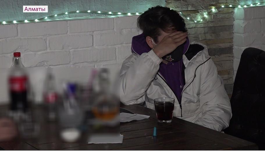 «Мята», Lost Angels, бар «Соседи»: в Алматы продолжают штрафовать заведения за нарушения карантинных мер