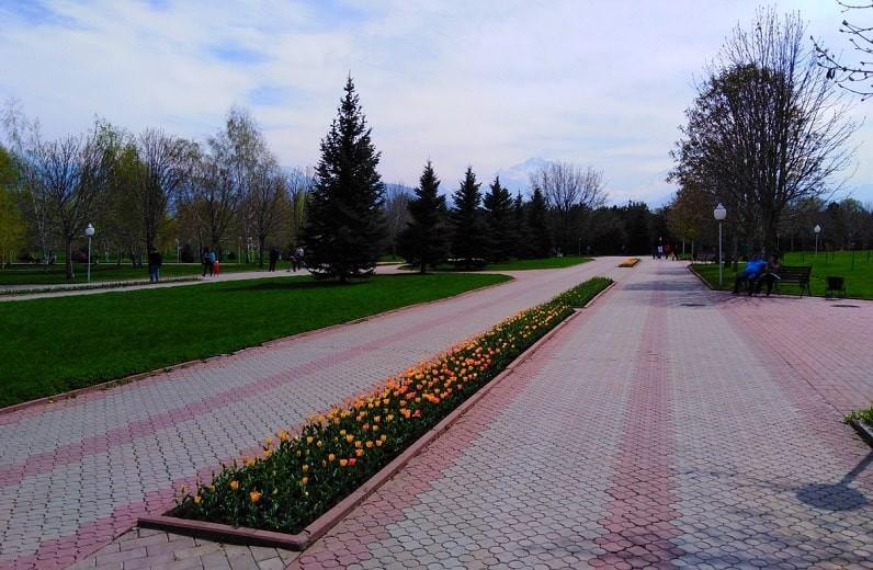 Алматы қаласы бойынша 12-18 сәуір аралығындағы ауа райы болжамы