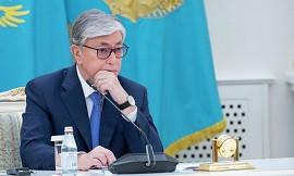 Касым-Жомарт Токаев выразил соболезнования Елизавете II