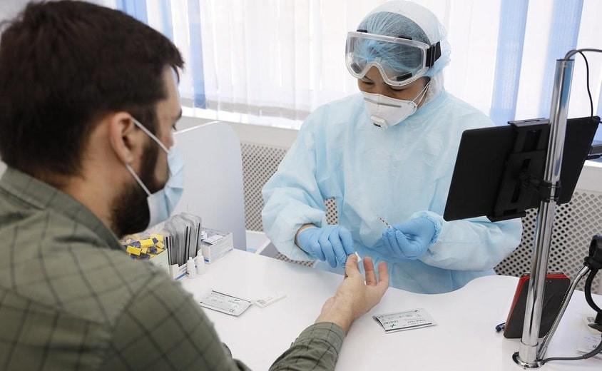 COVID-19 в Алматы: отмечается рост количества заболевших среди детей