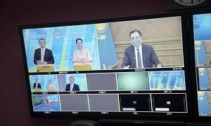 «Город должен быть полицентричным»: Б. Сагинтаев презентовал горожанам планы по благоустройству и озеленению города