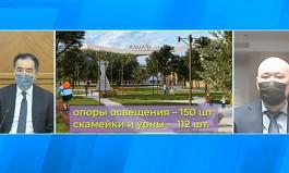 В Алматы появится больше пешеходных дорожек