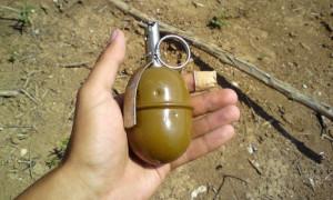 Взрывная рыбалка: житель Павлодара поймал на удочку гранату