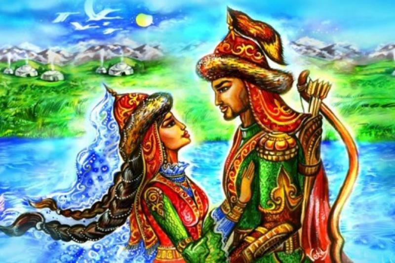 В Казахстане 15 апреля отмечают День влюбленных