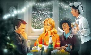 Ирония судьбы по-американски: в США снимут англоязычную версию знаменитого новогоднего фильма
