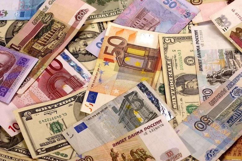 Курс валют на 16 апреля