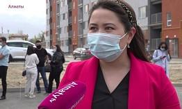 Работающей молодежи Алматы вручили ключи от новых квартир