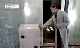 Ничего святого: вор похитил пожертвования из мечети в Жамбылской области