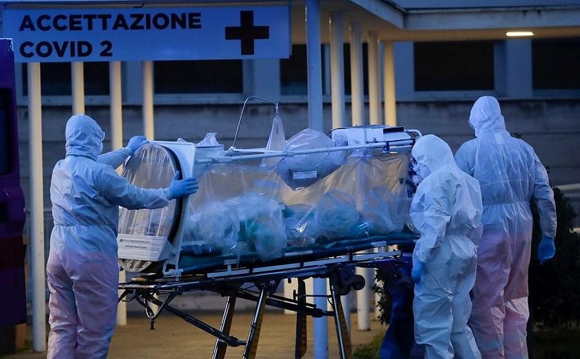 COVID-19 в мире: более 3 млн умерших, комендантский час в Германии (дайджест)