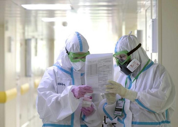 COVID-19 в Казахстане: 2 719 новых случаев за сутки