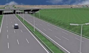 Строительство БАКАД: какие улицы Алматы свяжут с трассой