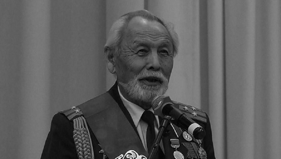 Доктор военных наук, заслуженный деятель РК и профессор: не стало Кима Серикбаева