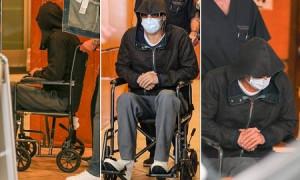 Брэда Питта после визита к стоматологу увезли в инвалидном кресле