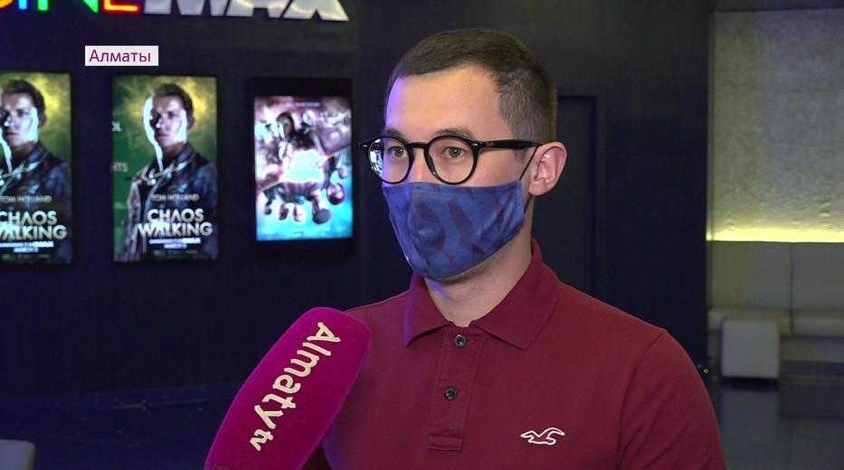 Кинотеатры в безопасности: приложение Ashyq позволяет функционировать различным бизнес-объектам Алматы