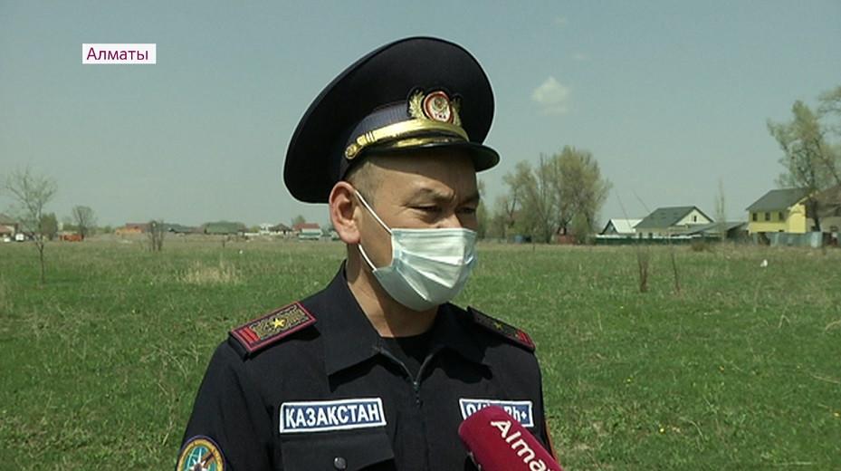 Алматинцев призывают не разводить костры в горной местности и на равнинах