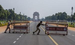 COVID-19 в Индии: жесткий карантин вводят в столице страны